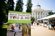 The Great Places Expo on the Capitol lawn