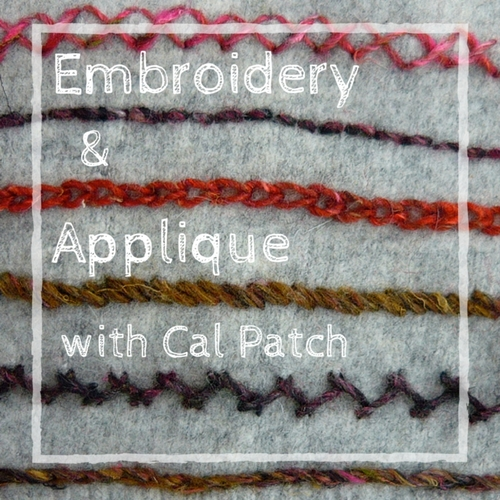 Embroidary+&Applique