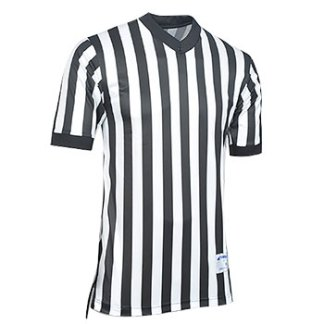 OFFICIAL'S REFEREE SHORT SLEEVE V-NECK JERSEY