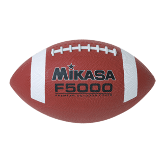 MIKASA F5000 SERIES RUBBER FOOTBALL