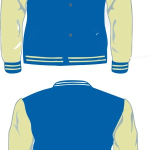 MARY STAR LETTERMAN NATURAL-ROYAL