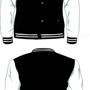PENINSULA LETTERMAN WHITE-BLACK