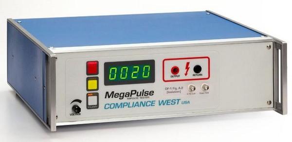 Compliance West MegaPulse Defib Surge P, Surge Tester
