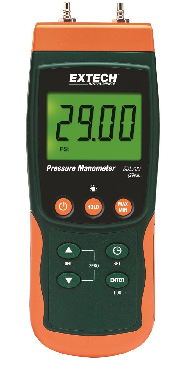Extech SDL700 Pressure Meter/ Datalogger