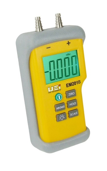 Deluxe Digital Manometer GENERAL DM8200