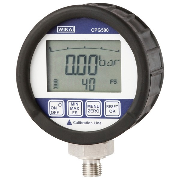 Wika CPG500 Precision Digital Pressure Calibrator