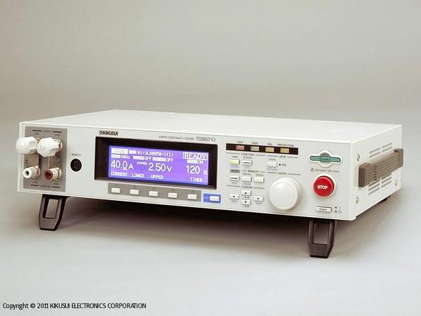 Kikusui TOS6210 Ground Bond Tester