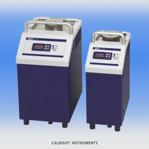 Combination Dry / Liquid Bath Temp Calibrators