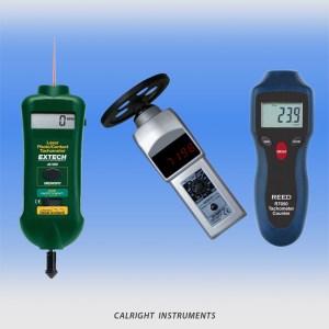 Handheld Tachometers