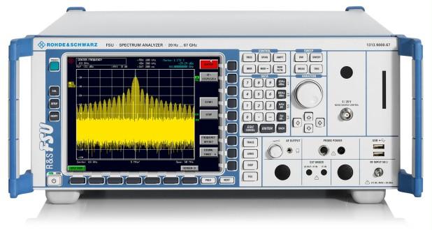 Rohde & Schwarz FSU Spectrum Analyzer