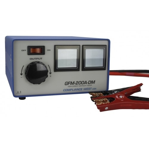 Compliance West GFM-200A-DM Ground Continuity Tester