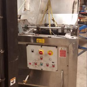 Rebuilding the Machine and the Controller for an Olive Press