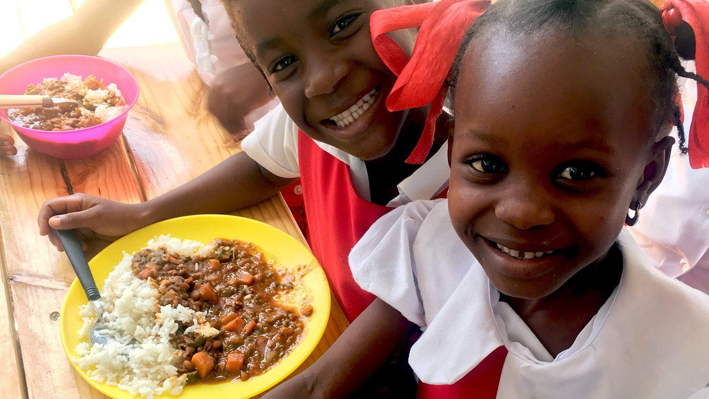 fighting child malnutrition in