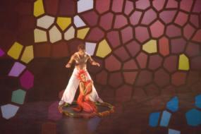 Künstlergruppe CALSI®, Projekt die Feuerblume, Elisabeth und Peter Kotauczek, Kurt Schmid, Opus 351a