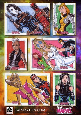 Women of Marvel 02