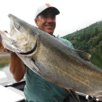 Upper Klamath River Chinook Quota Reached
