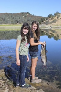 California's Free Fishing Day is this Saturday. (PHOTO BY TIM E. HOVEY)