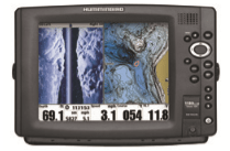 Humminbird brand color fishfinder