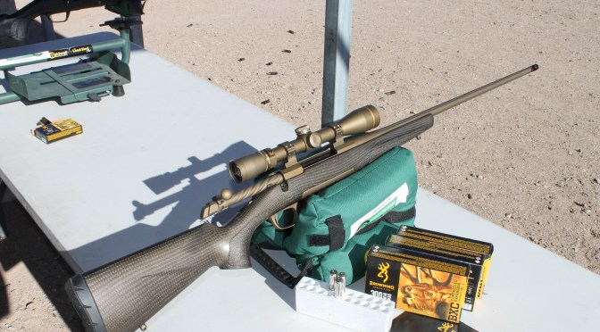 A Hell's Of A Rifle -
