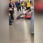 You really can find anything at Walmart – even a Deer
