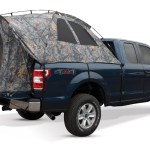 Get Outdoors In Comfort With Napier's Backroadz Truck Tent