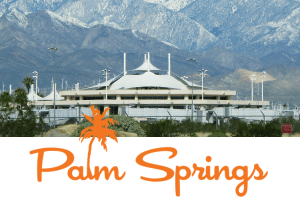 Palm Springs Airport Feature Image