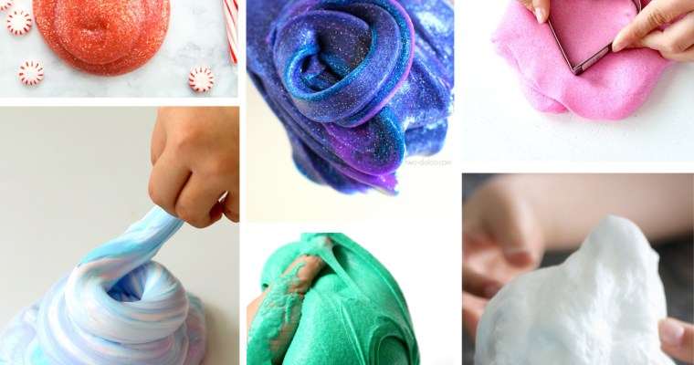 10 Mind Blowing Slime Recipes You Need to Try