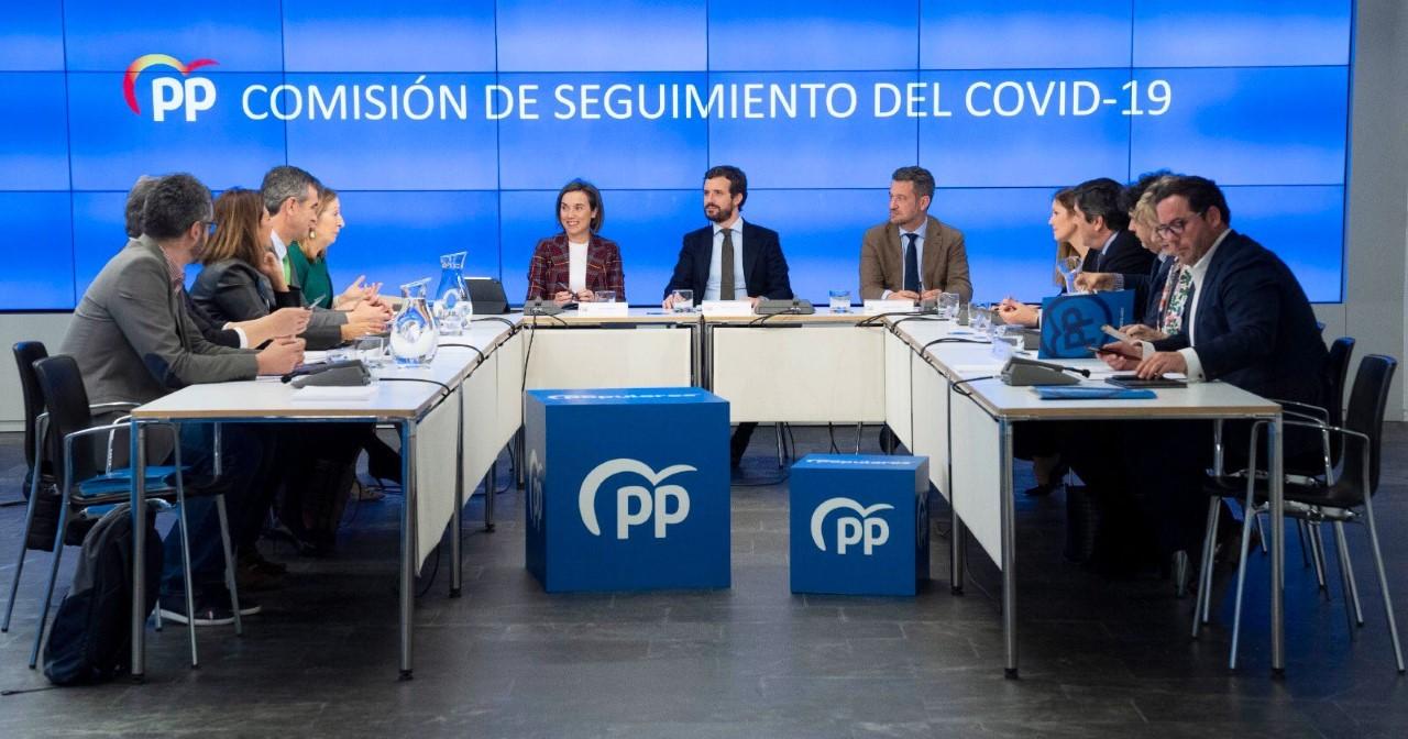 Foto PP Covid 19