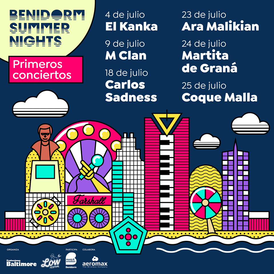 Benidorm Summer Nights 2020