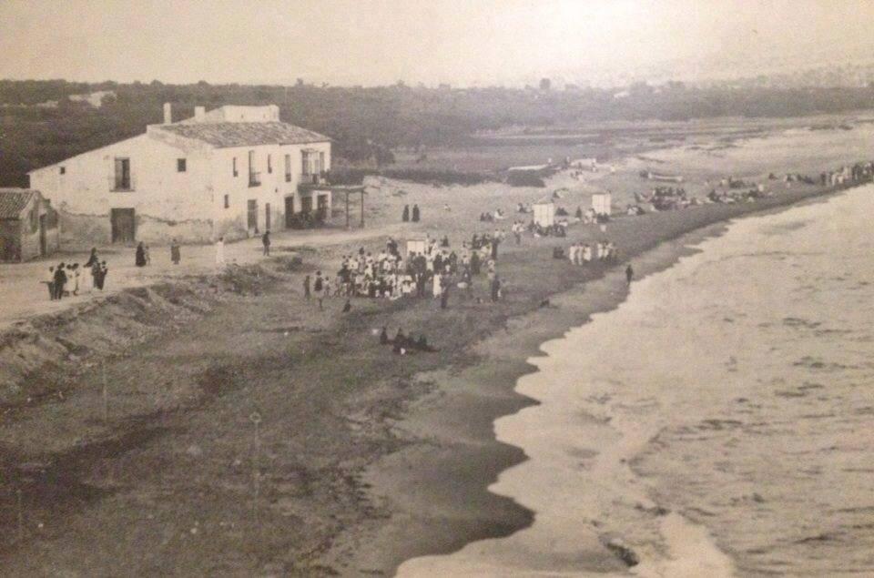 Playas de Benidorm -antigua