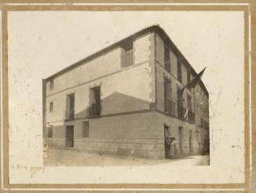 Edifici de la familia Ortuño donado al Ayuntamiento