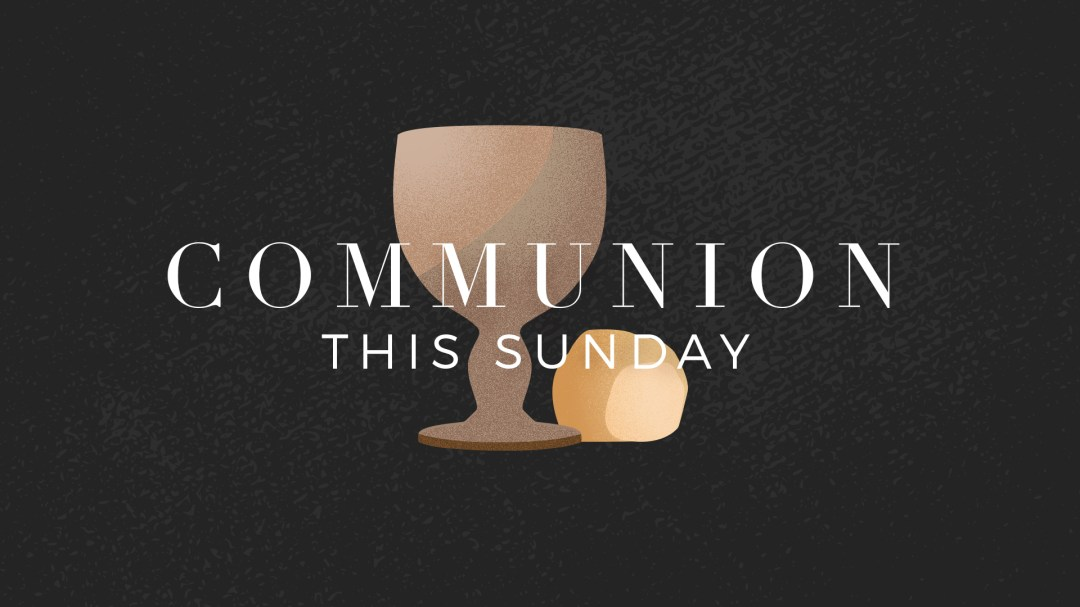 Calvary Church Communion service at Clearwater, East Lake and Seminole Campus!