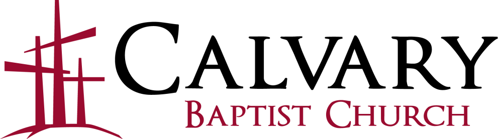 medium resolution of calvary baptist church
