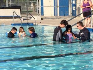 baptism pool