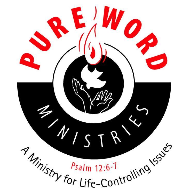 PW logo words