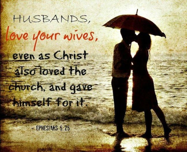 Are We Loving Our Wives Calvary Catonsville