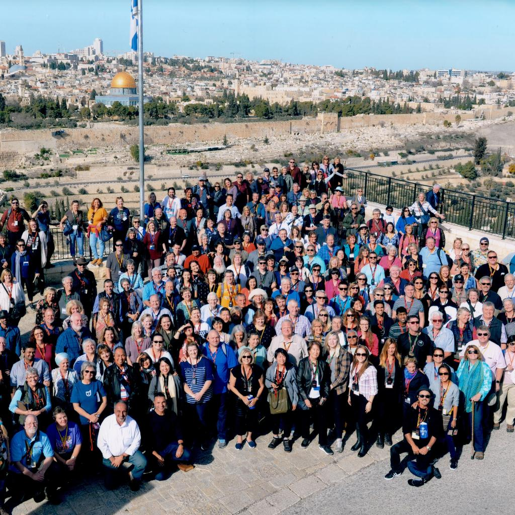 2018 Israel Tour
