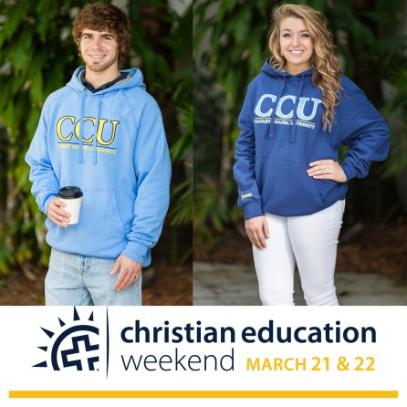 CCFL ChristianEducationWeekend Couple
