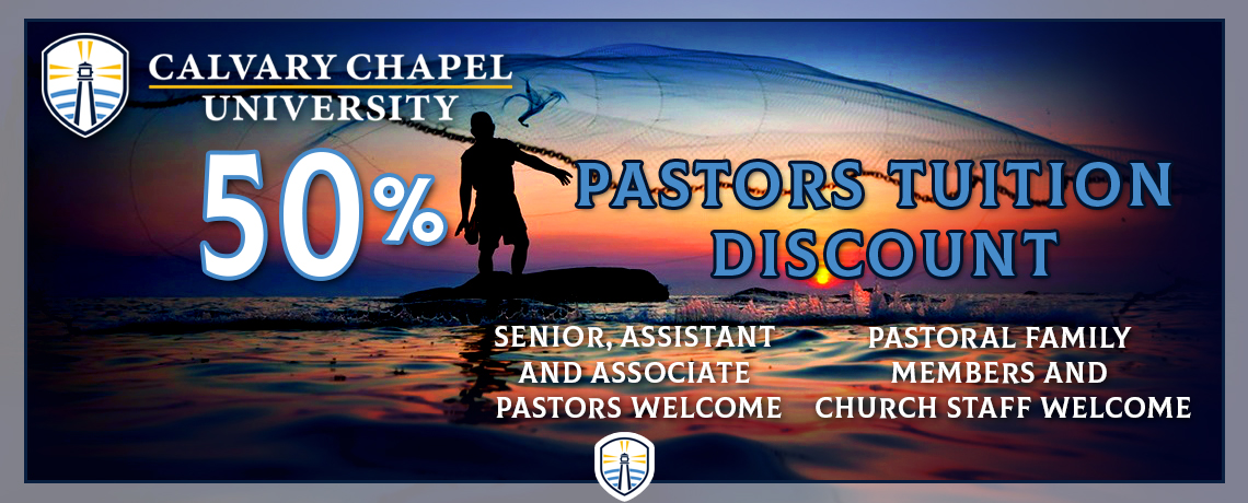 Pastors Tuition Discount