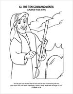Genesis through Exodus (OT)
