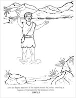 Matthew through John (NT)