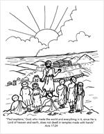 Acts through Galatians (NT)
