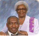 Pastor and Mrs France Davis