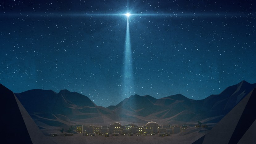 BethlehemNightChristmasStarHD