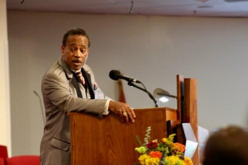 Rev. Dr. Earl Baskin