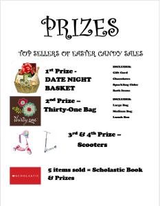 Prize Flyer
