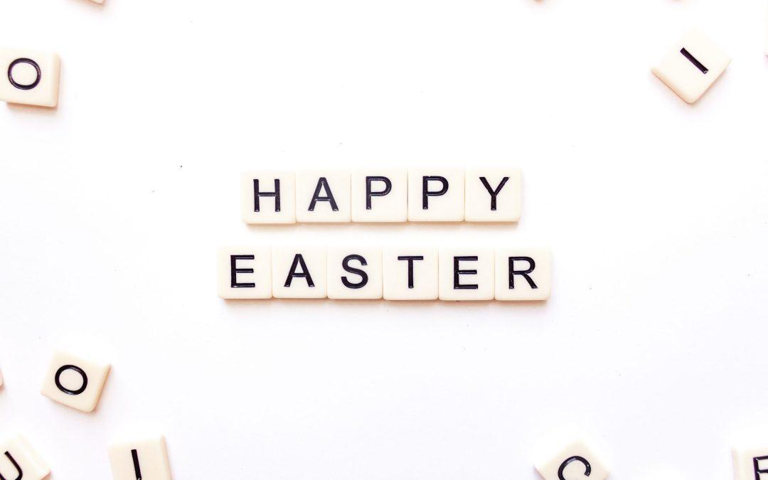 Easter Weekend 2001