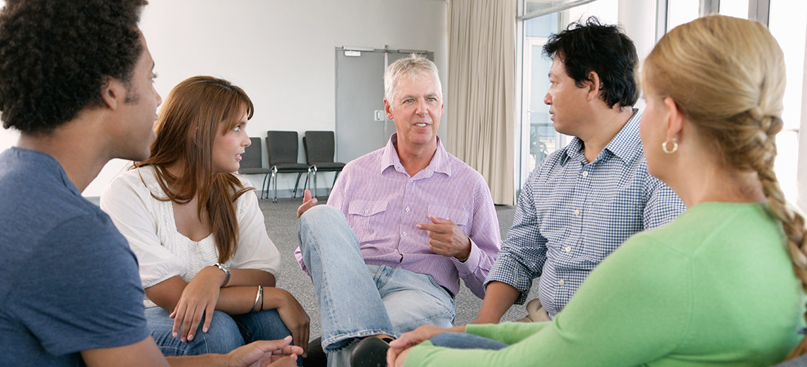 Provide Group Therapy and Support