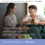 Hospice month photo