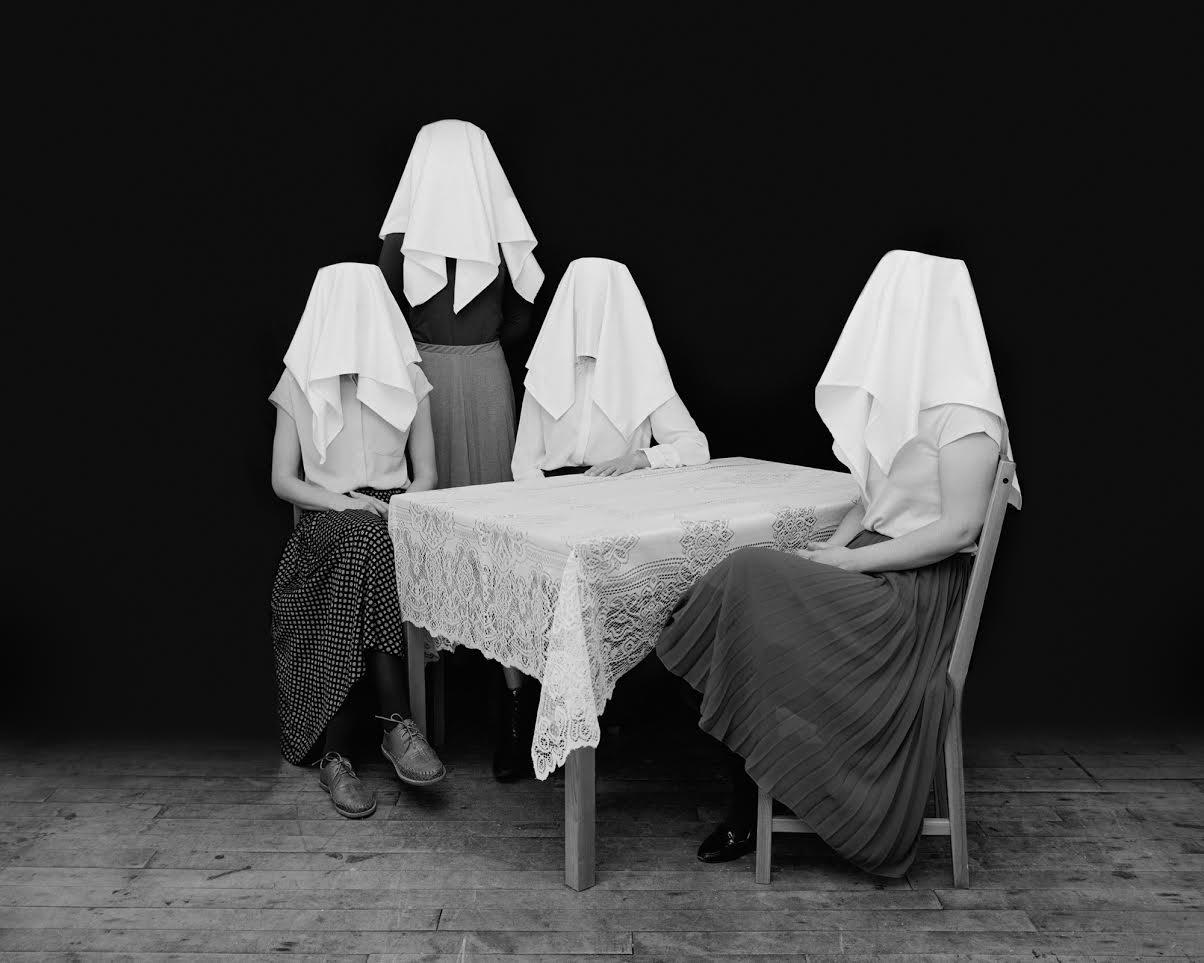 Dark arts on the monochrome visions of Tereza Zelenkova